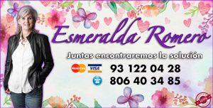 Esmeralda Romero - vidente del amor y tarotista barata