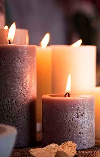 licnomancia - el futuro en las velas