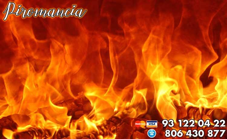 piromancia - el futuro en las llamas