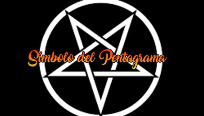 el símbolo del pentagrama