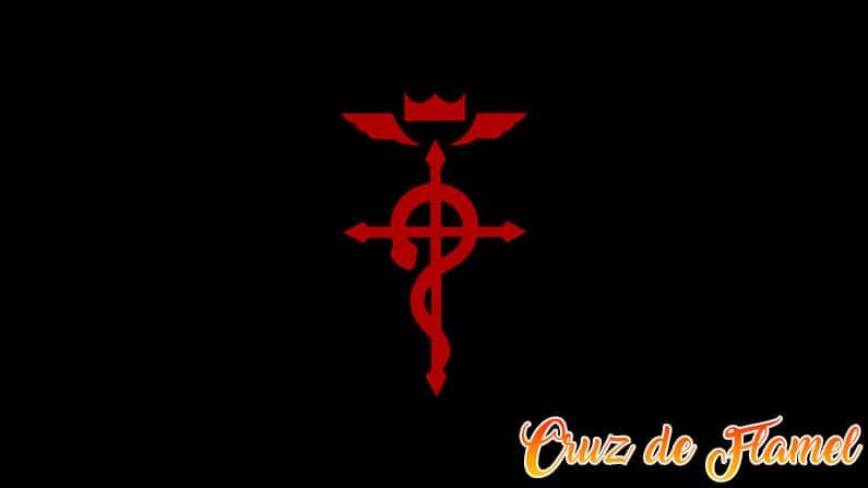 la Cruz de Flamel