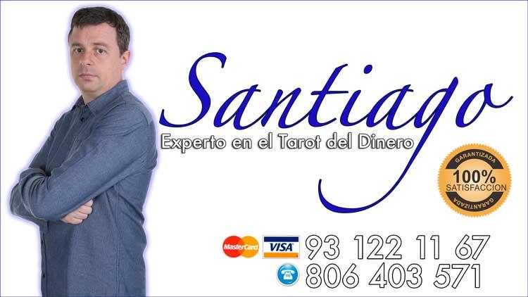 santiago vidente de nacimiento y tarot del dinero